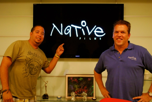 Cesar Peralta & Craig Whitaker, Native FIlms
