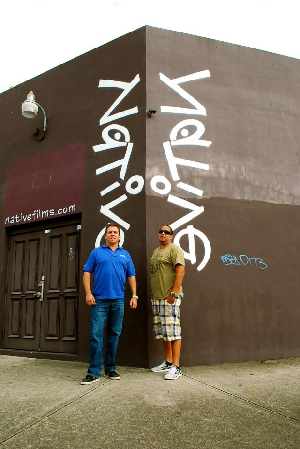 Craig Whitaker & Cesar Peralta, Native FIlms