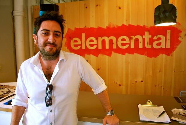Mauricio Gomez, Owner of Elemental