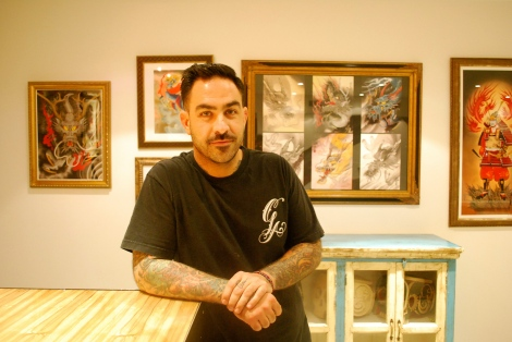 Handcrafted tattoo miami artists