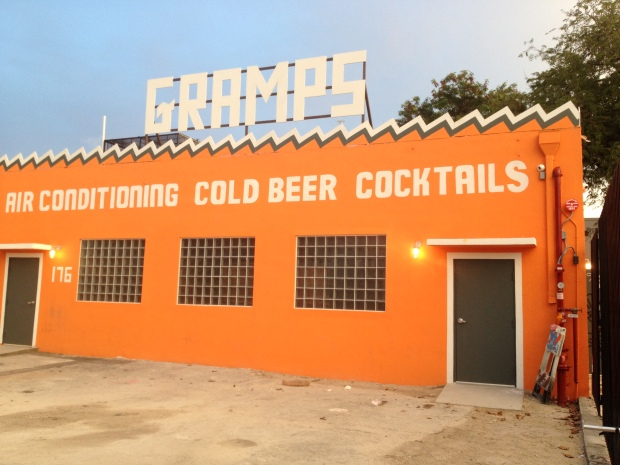 Gramps Bar