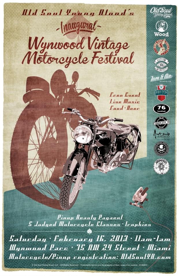 OSYB Vintage Motorcycle Festival