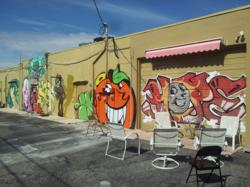 Miami Drug Alcohol Rehab mural