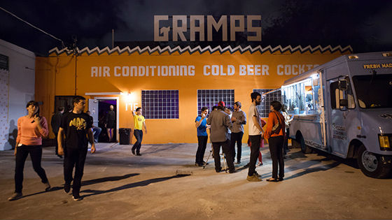 gramps bar, wynwood