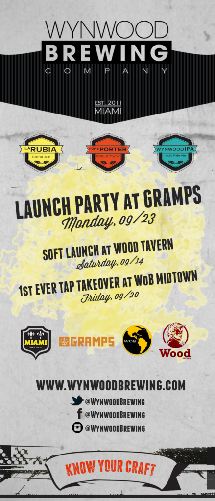 Wynwood-Brewing-Company-Week-Long-Launch-Celebration