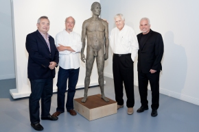 i-D Antonio Ascaso, James Mathison, Cornelis Zitman y Elias Sult